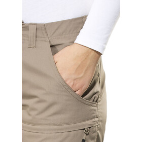 Lundhags Laisan - Pantalones Mujer - beige